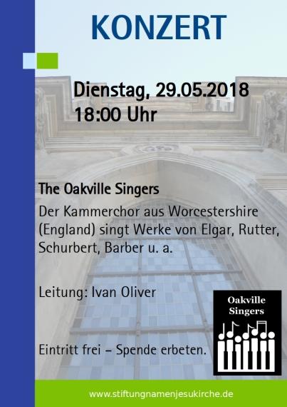 Oakville-Singers