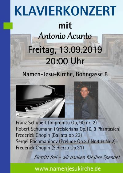 Klavierkonzert am 13-09-2019 mit Konzert_1